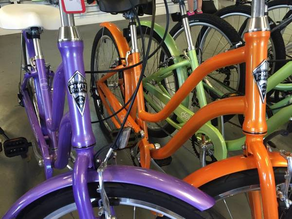 Bicycle Sales and Accessories Charleston, SC